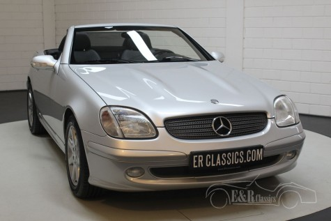 Mercedes-Benz SLK 200 2001 kopen