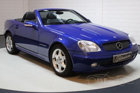 Mercedes-Benz SLK 200 2002 kopen