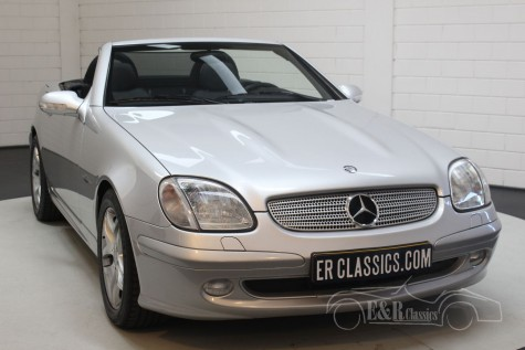 Mercedes-Benz SLK 200 Kompressor 2003 kopen