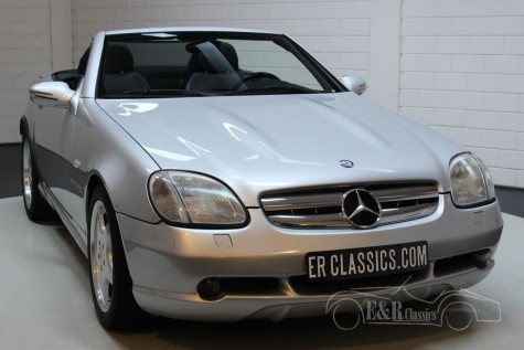 Mercedes-Benz SLK 230 1997 kopen