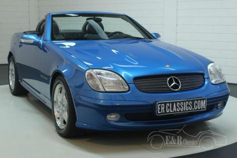 Mercedes-Benz SLK 230 cabriolet 2000 kopen