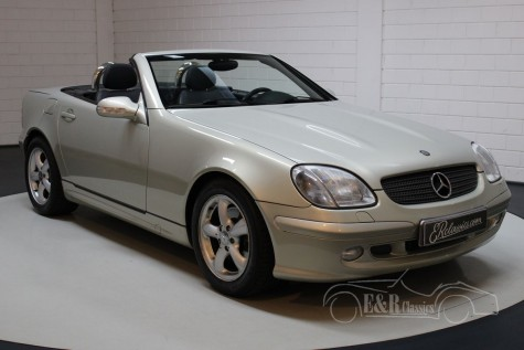 Mercedes-Benz SLK 320 2000 kopen