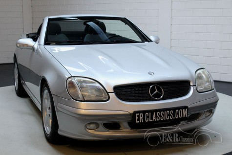 Mercedes Benz SLK 320 2001 kopen