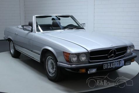Mercedes-Benz 280SL convertible 1984 kopen