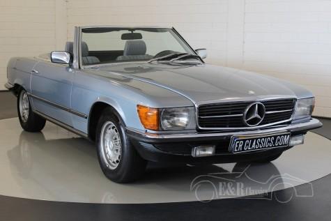 Mercedes-Benz 280 SL Cabriolet 1983 kopen