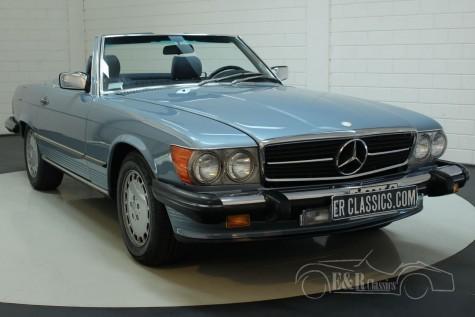 Mercedes-Benz 560 SL 1988 kopen