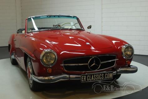 Mercedes-Benz 190SL 1956  kopen