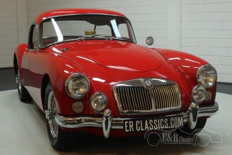 MGA 1600 Coupe 1961  kopen