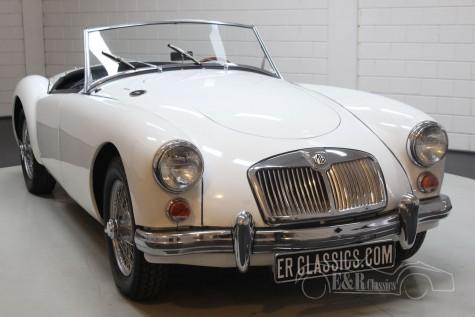 MGA Cabriolet 1961  kopen