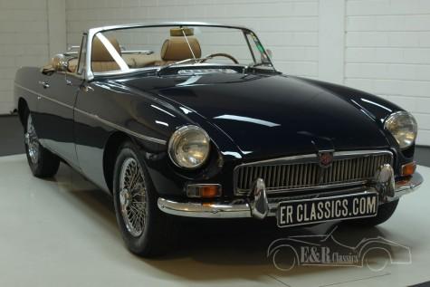 MG B cabriolet 1963  kopen