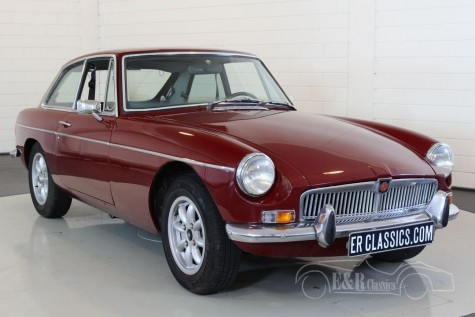 MGB GT coupe 1973  kopen