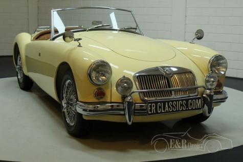 MG A 1600 cabriolet 1959 kopen