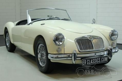 MGA cabriolet 1958  kopen