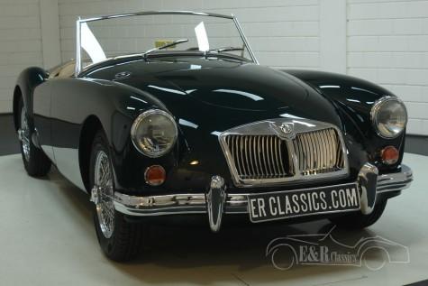 MG A MKII Cabriolet 1961  kopen