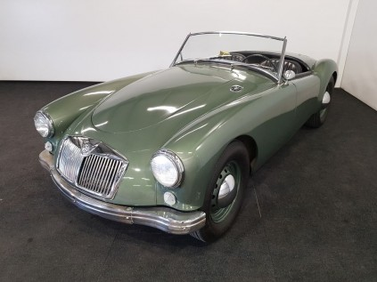 MG MGA 1959 kopen