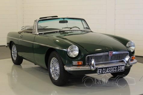 MGB cabriolet 1964  kopen