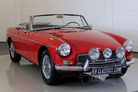 MG MGB Cabriolet 1963 kopen