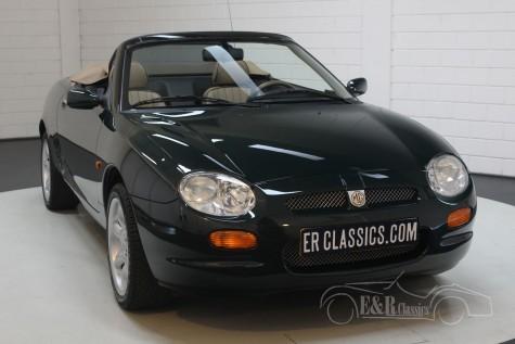 MG MGF 1.8 Roadster 1998  kopen