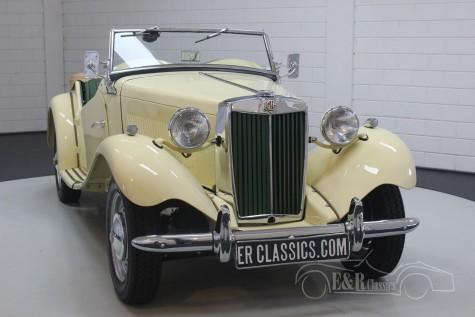 MG TD 1952 kopen