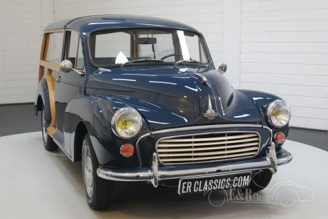 Morris Minor Traveller 1968  kopen