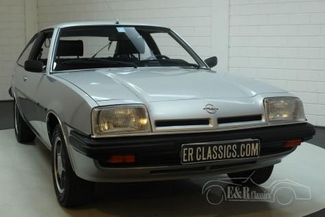Opel Manta Combi Coupé 1980  kopen