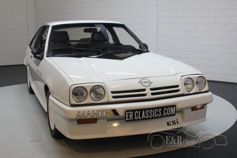 Opel Manta 2.0 GSi 1986 kopen