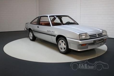 Opel Manta 1.8 GT 1984 kopen
