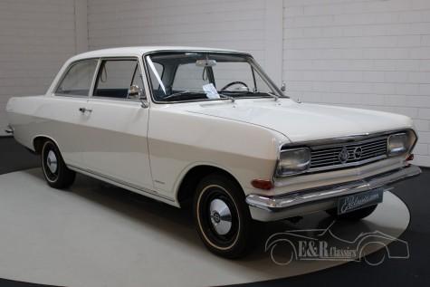 Opel Rekord 2-deurs coach coupé 1966  kopen
