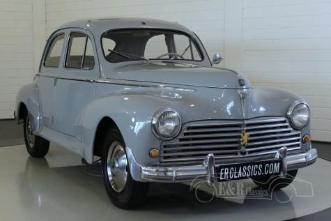 Peugeot 203 saloon 1950  kopen