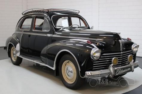 Peugeot 203A 1953 kopen