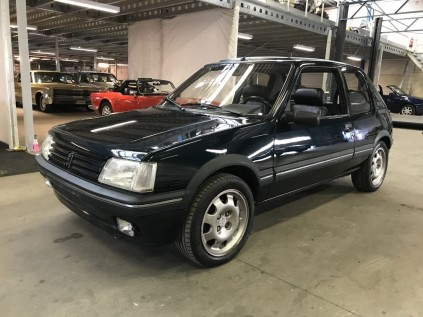 Peugeot 205 1.9 GTI Gentry 1992 kopen