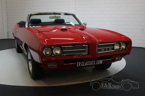 Pontiac GTO cabriolet 1969 kopen