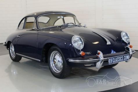 Porsche 356 T5 B Coupe 1600 1961  kopen