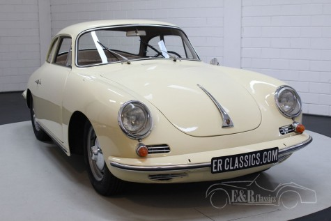 Porsche 356 B Karmann Hardtop Coupé 1962 kopen