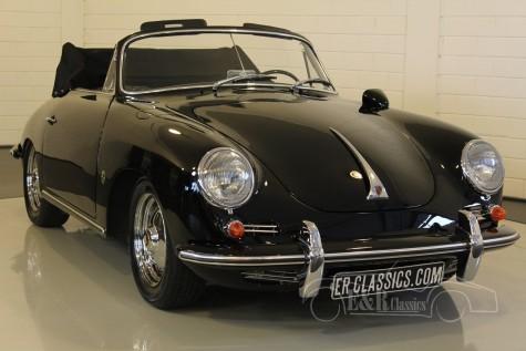 Porsche 356B T6 Cabriolet 1962  kopen