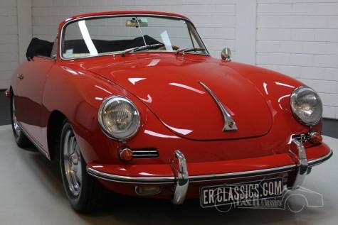 Porsche 356B T6 Cabriolet Super 90 1962 kopen