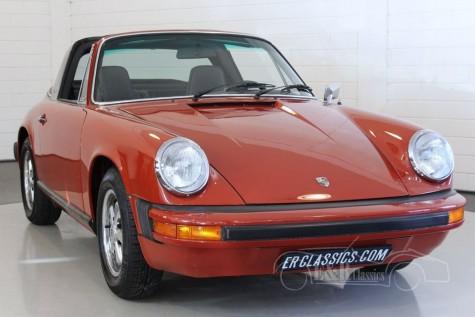 Porsche 911 S Targa 1974 kopen