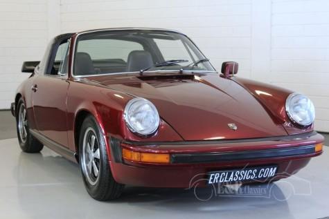 Porsche 911 S Targa 1976 kopen