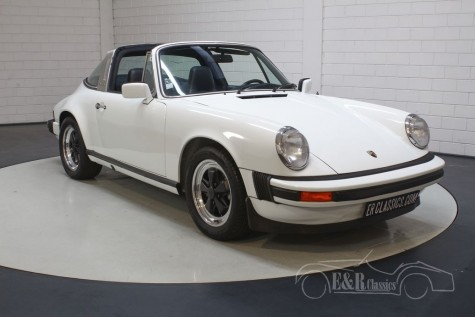 Porsche 911S Targa kopen