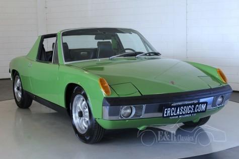 Porsche 914 Targa 1972 kopen
