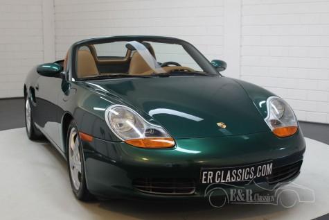 Porsche Boxster 2.7 Cabriolet 2001  kopen