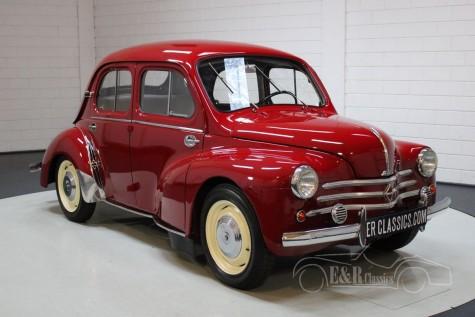 Renault 4CV 1958  kopen