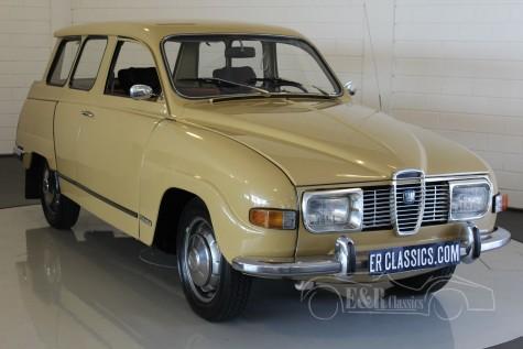 Saab 95 V4 Station 1973 kopen