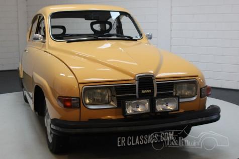 Saab 96L V4 1975  kopen