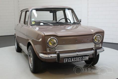 Simca 1000 GL 1966  kopen