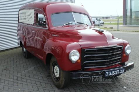 Studebaker R10 Panel Van 1950  kopen