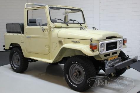 Toyota Landcruiser FJ40 1983  kopen