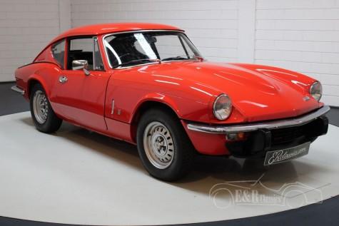 Triumph GT6 MKIII 1972 kopen