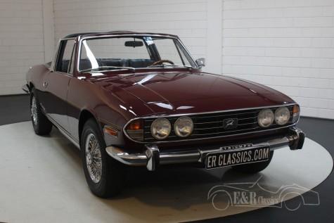 Triumph Stag V8 cabriolet 1972 kopen