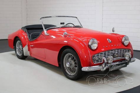 Triumph TR3 1959 kopen